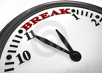 break time clipart clipart kid