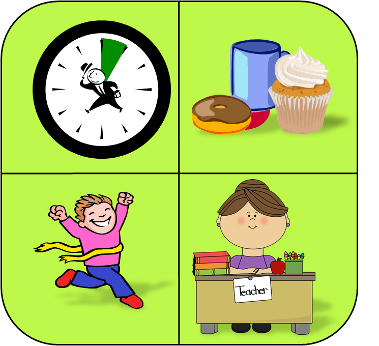 School Break Clipart - Clipart Kid