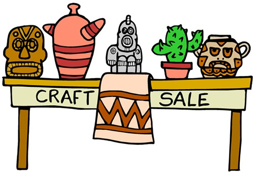 Garage Sale Crafts To Sell