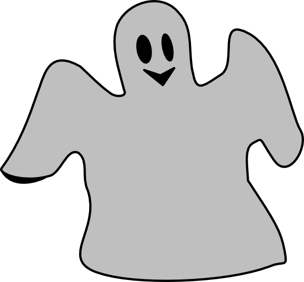 Cute Girl Ghost Clipart Ghost Clipart