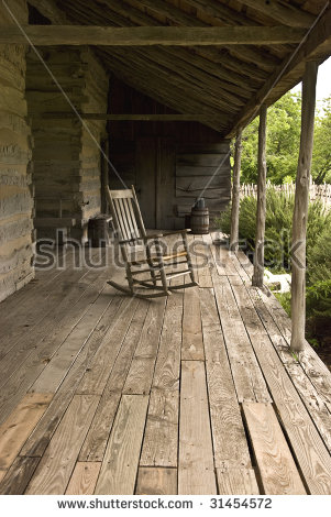 Go Back   Gallery For   Rocking Chair On Porch Clipart