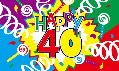 40Th Birthday Invitations with luxury invitations layout