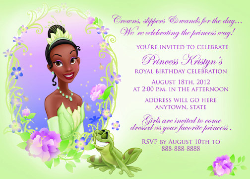 Princess And The Frog Baby Shower   Baby Showers Ideas Pic