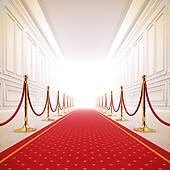 Red Carpet Illustrations And Clipart