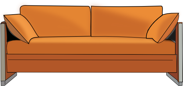 Clip Art Sofa Clipart sofa chair clipart kid clip art at clker com vector online royalty free