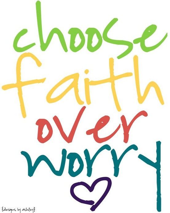 When You Choose To Believe And Trust In God Everything Will Happen In