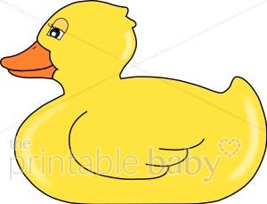 Rubber duck sketch