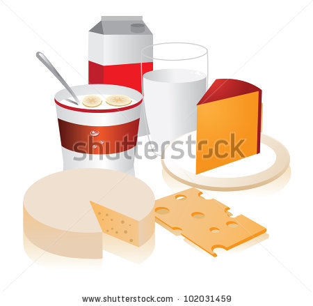 Go Back Gallery For Dairy Food Group Clipart #e1wmbl ...