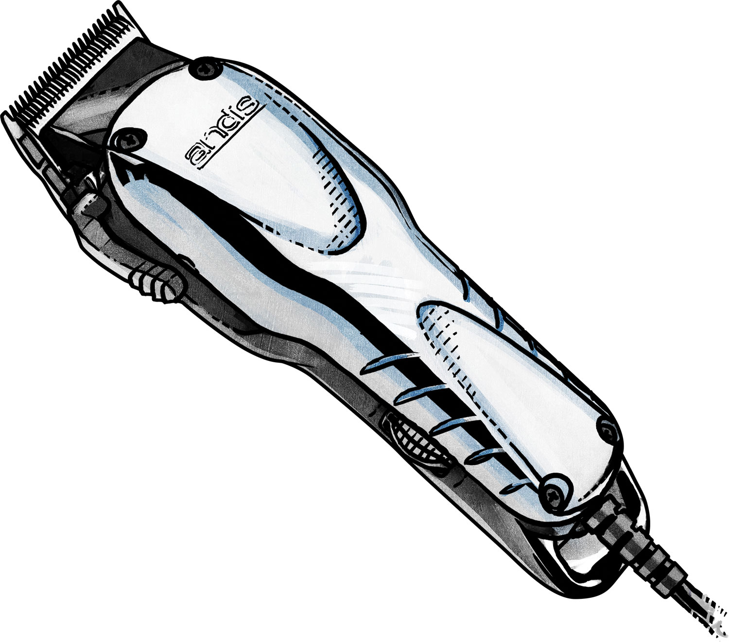 barber razor clipart - photo #8