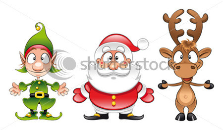 funny christmas clip art cliparts. Black Bedroom Furniture Sets. Home Design Ideas