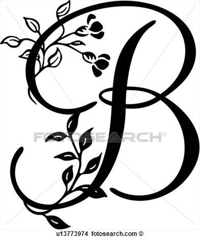 "Image result for monogram ""b"""