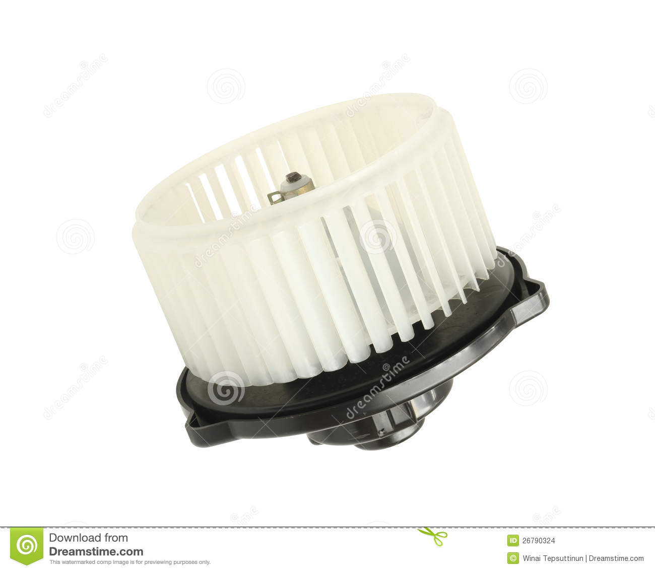 Blower Fan Motor Stock Images   Image  26790324