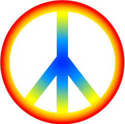 Clipart Peace Sign   Clipart Best