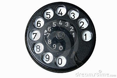 Dial Phone Clipart - Clipart Kid