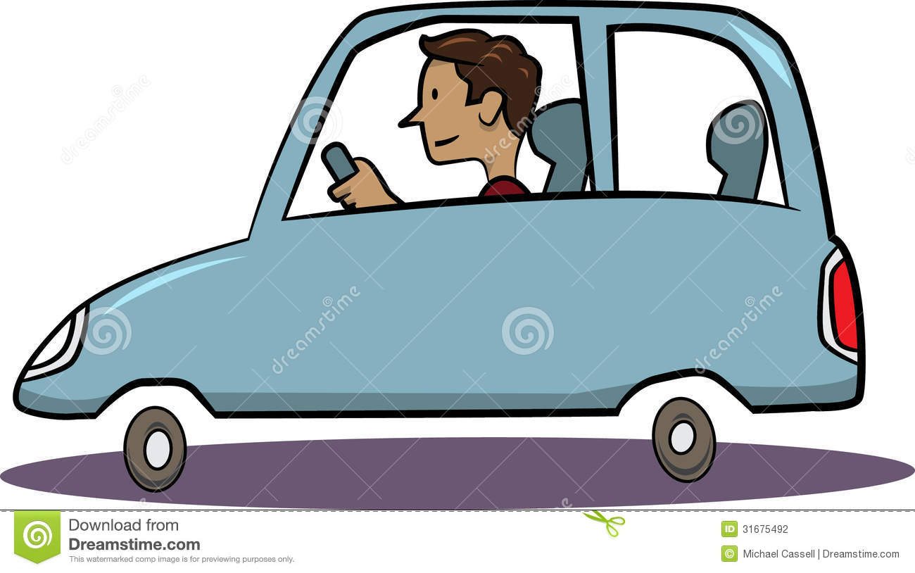 Driving Car Clipart - Clipart Suggest