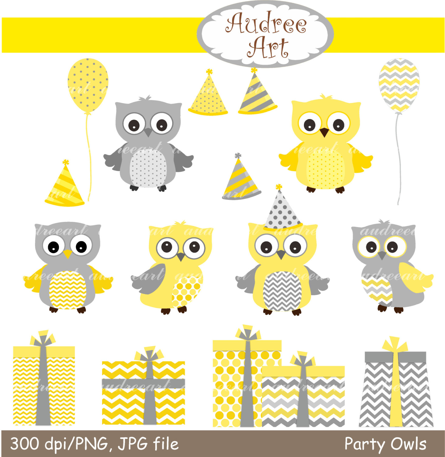 Yellow Owl Clipart - Clipart Suggest