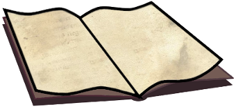 Free Clipart Of Open Book Clipart Of An Old Manuscript If