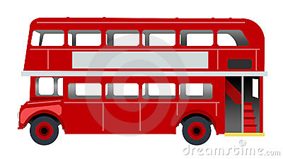 London Bus Stock Photography   Image  7164702