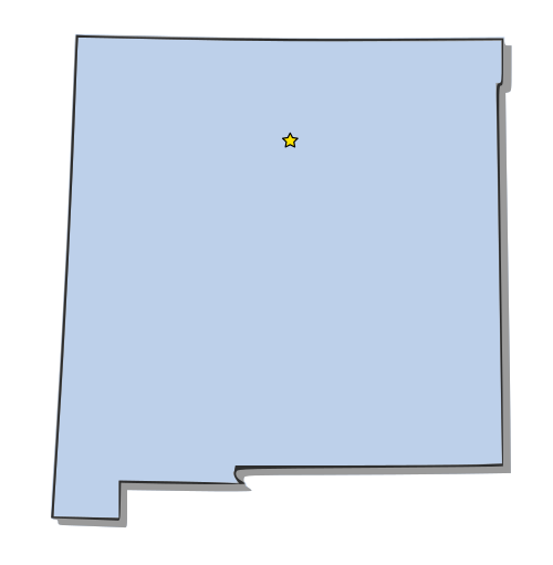 New Mexico   Http   Www Wpclipart Com Geography Us States New Mexico