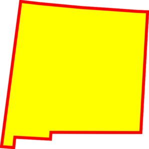 New Mexico State Clip Art At Clker Com   Vector Clip Art Online