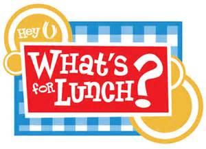 Image result for lunch menu clip art