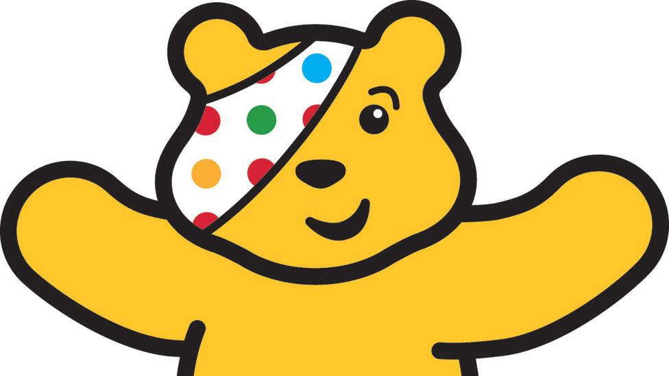 Pudsey Bear Gets A Makeover From Famous Designers   Cbbc Newsround