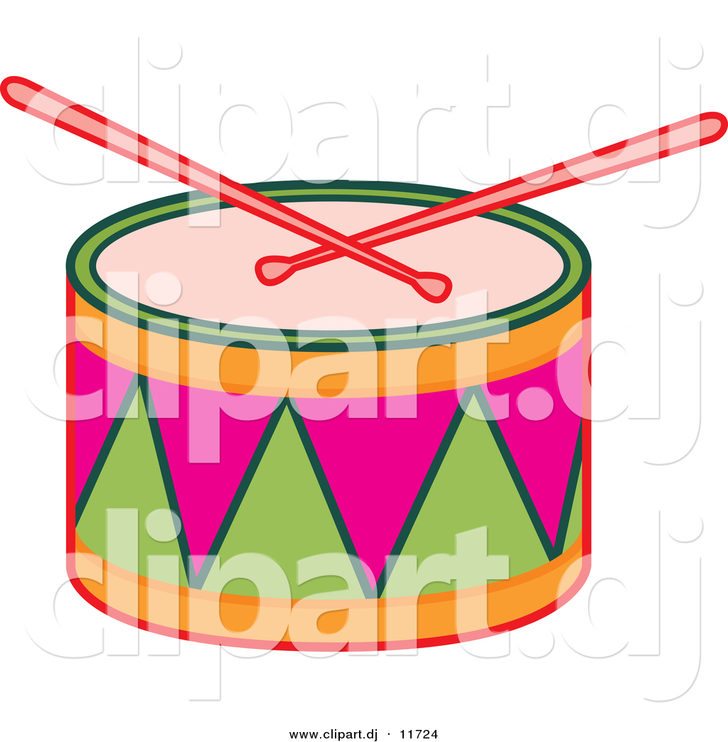 Royalty Free Illustrations Of Drums
