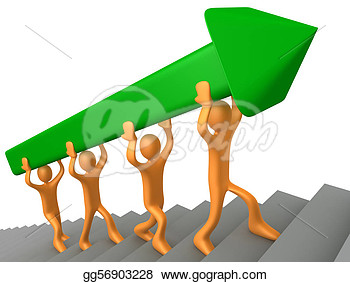 Team Reaching Goals Clipart   Free Clip Art Images