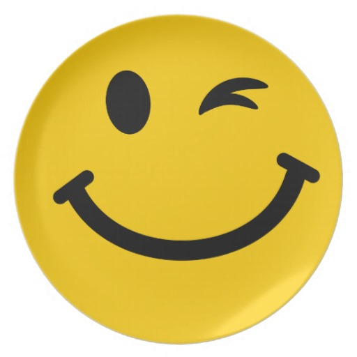 Winky Face Emoticon   Clipart Best
