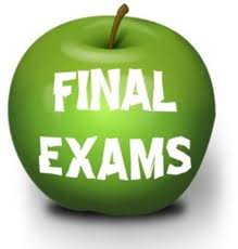 It S Time For Final Exams    Elbert County Comprehensive Hi