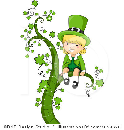 Royalty Free St Patricks Day Clipart Illustration 1054620