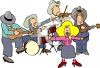 Band Graphics Polka Band Clipart Bass Player Pictures Clown Clipart