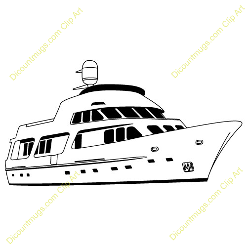 Clip Art Yacht Clipart yacht clipart kid 11075 v 76 party mugs t shirts picture mouse pads