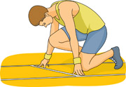 Free Sports   Track And Field Clipart   Clip Art Pictures   Graphics