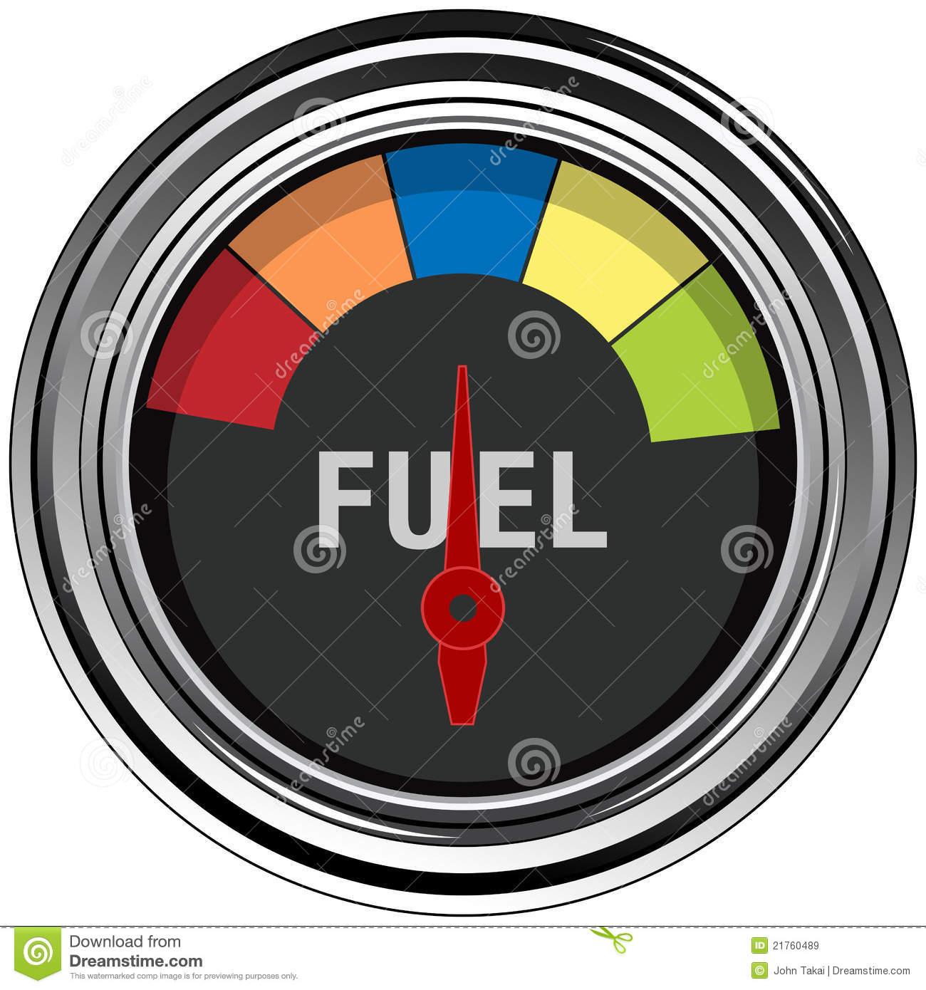 Fuel Gauge Clipart Fuel Gauge