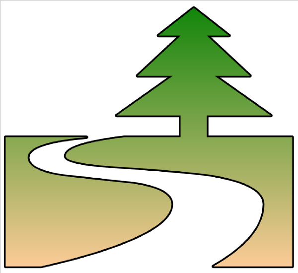 Hiking Trail Clipart Clipart Suggest