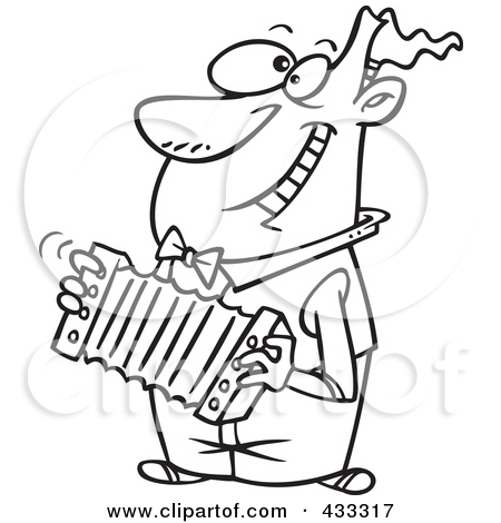 Polka Band Preview Clipart
