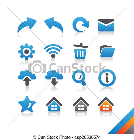 Set   Simplicity Series   Three Color    Csp20538574   Search Clipart