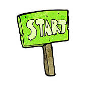 Start Race Clip Art And Stock Illustrations  1338 Start Race Eps