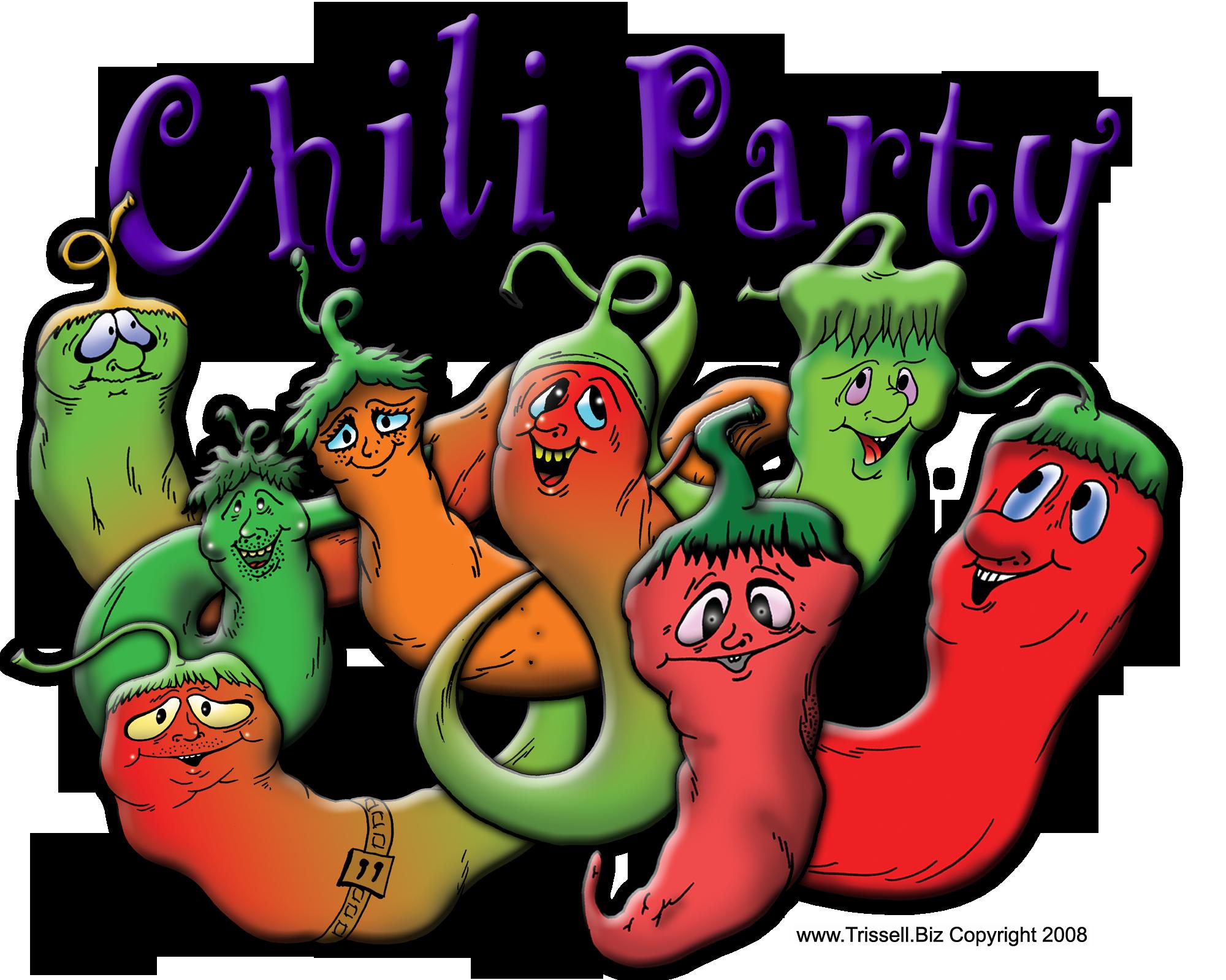 Cartoons Kid Eating Chili