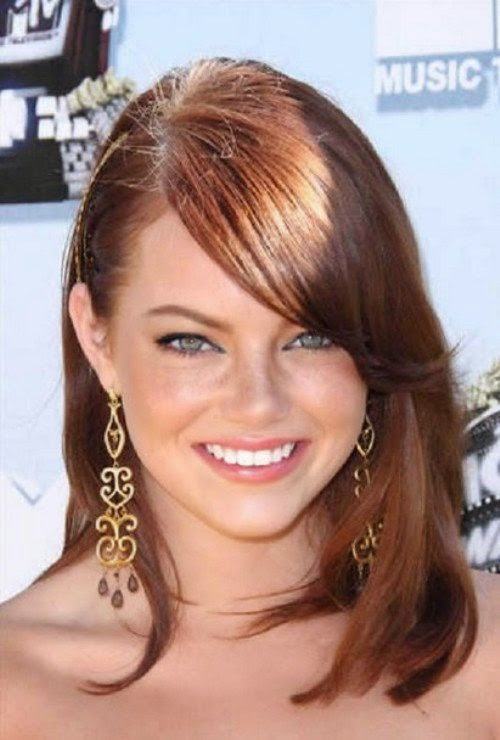 Top 10 Medium Hairstyles Brunette Trends 2015   Hairstyle Aizateru
