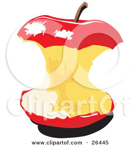 Apple Stem Clipart - Clipart Kid
