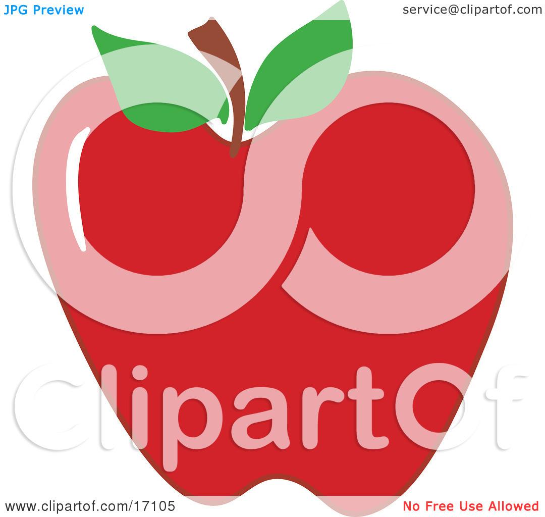 Apple Stem Clipart - Clipart Suggest