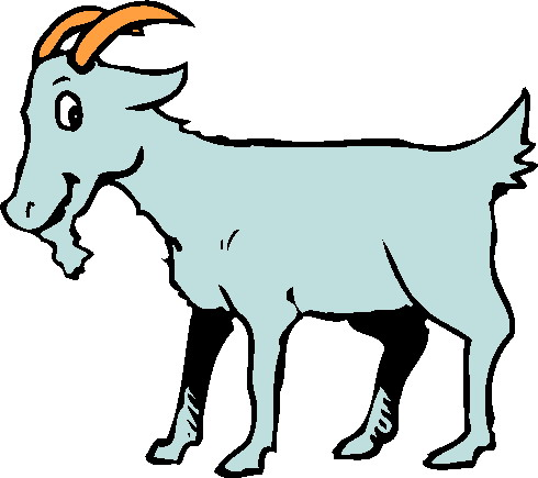 Royalty Free Goat Clipart