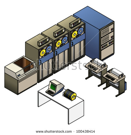Tape Drives A Fixed Disk Drive Teleprinters And A Serial Terminal