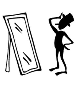 Critical thinking involves self-reflection