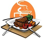 Cooked Steak Clipart   Clipart Panda   Free Clipart Images