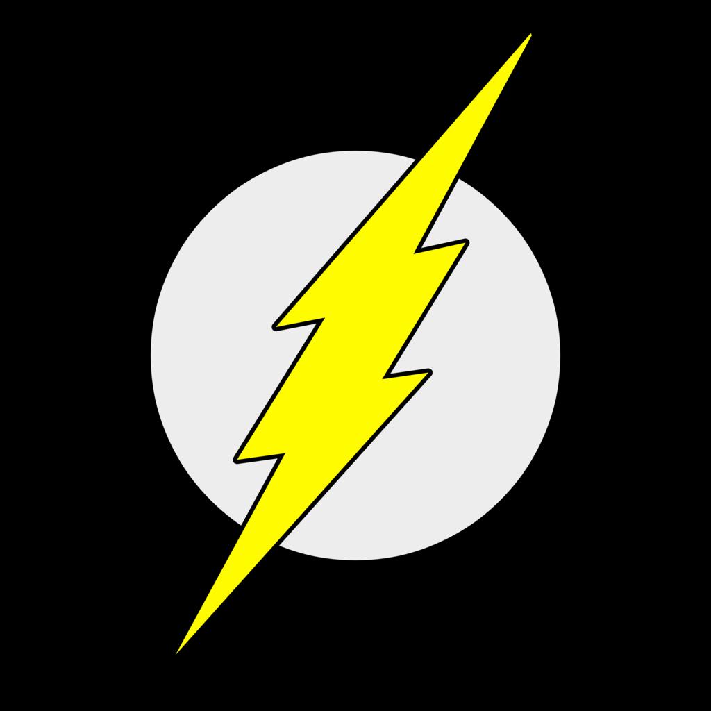Flash Logo Clipart - Clipart Kid