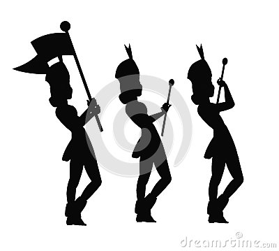 Drum Major Clipart Clipart Suggest