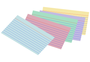 Index Card   Clipart Best